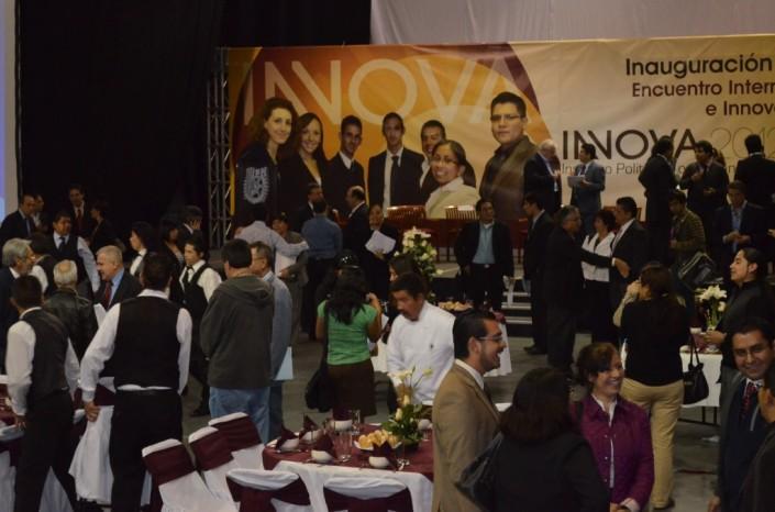 Innova 2012 at CIC IPN